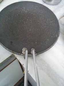 Concave Griddle